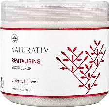 Voňavky, Parfémy, kozmetika Revitalizačný peeling - Naturativ Revitalising Body Sugar Scrub