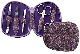 Voňavky, Parfémy, kozmetika Sada na manikúru - DuKaS Premium Line Manicure set 5-piece PL 111FFK