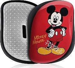 Voňavky, Parfémy, kozmetika Hrebeň vlasy - Tangle Teezer Compact Styler Disney Mickey Mouse Red