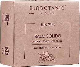 Voňavky, Parfémy, kozmetika Balzam na vlasy - BioBotanic Biowine Balm
