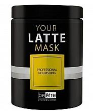 Voňavky, Parfémy, kozmetika Maska na vlasy s proteínmi - Beetre Your Latte Mask