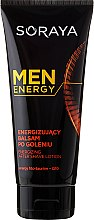 Voňavky, Parfémy, kozmetika Balzam po holení - Soraya Men Energy After Shave Lotoin