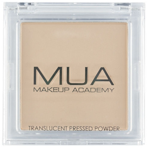 Priehľadný prášok na tvár - MUA Translucent Pressed Powder — Obrázky N1