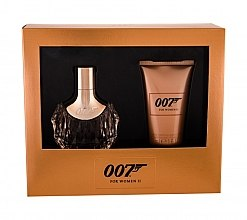 Voňavky, Parfémy, kozmetika James Bond 007 for Women II - Sada (edp/530ml + b/lot/50ml)