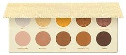 Voňavky, Parfémy, kozmetika Paleta očných tieňov - Zoeva Blanc Fusion Eyeshadow Palette
