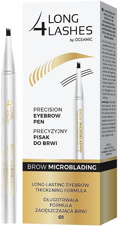 Ceruzka na obočie - Long4lashes Precision Eyebrow Pen