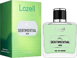 Voňavky, Parfémy, kozmetika Lazell Sentimential - Toaletná voda