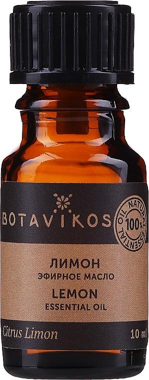 "Éterický olej ""Citrón"" - Botanika Lemon Essential Oil"