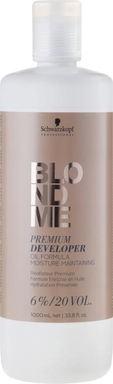Oxidačný balzam 6% - Schwarzkopf Professional Blondme Premium Developer 6%