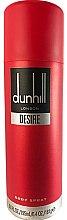 Voňavky, Parfémy, kozmetika Alfred Dunhill Desire Red - Sprej na telo
