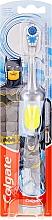 Voňavky, Parfémy, kozmetika Elektrická zubná kefka pre deti, sivá - Colgate Electric Motion Batman Grey