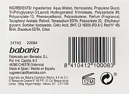 Sérum pre tvár - Babaria Retinol Serum — Obrázky N3