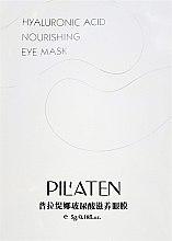 Voňavky, Parfémy, kozmetika Regeneračná očná maska - Pilaten Hyaluronic Acid Nourishing Eye Mask