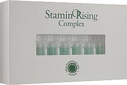 Voňavky, Parfémy, kozmetika Fytoesenciálny lotion proti vypadávaniu vlasov v ampulkách - Orising StaminORising Complex