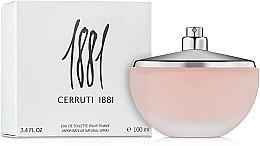 Cerruti 1881 pour femme - Toaletná voda (tester bez uzáveru) — Obrázky N2