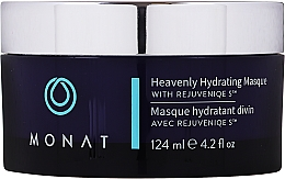 Voňavky, Parfémy, kozmetika Hydratačná maska na vlasy - Monat Heavenly Hydrating Masque