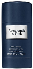 Voňavky, Parfémy, kozmetika Abercrombie & Fitch First Instinct Blue - Dezodorant v tyčinke