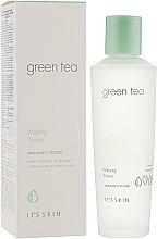 Voňavky, Parfémy, kozmetika Tonikum na tvár - It's Skin Green Tea Watery Toner