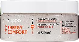 Voňavky, Parfémy, kozmetika Cukrový peeling na nohy - Silcare Nappa Natural Sugar Foot Scrub