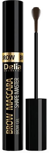 Maskara na obočie - Delia Shape Master Eyebrow Mascara