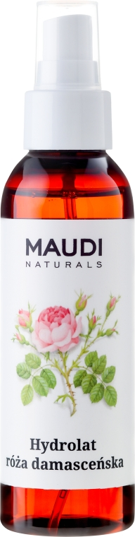 """Hydrolat """"Damašková ruža"""" - Maudi"""