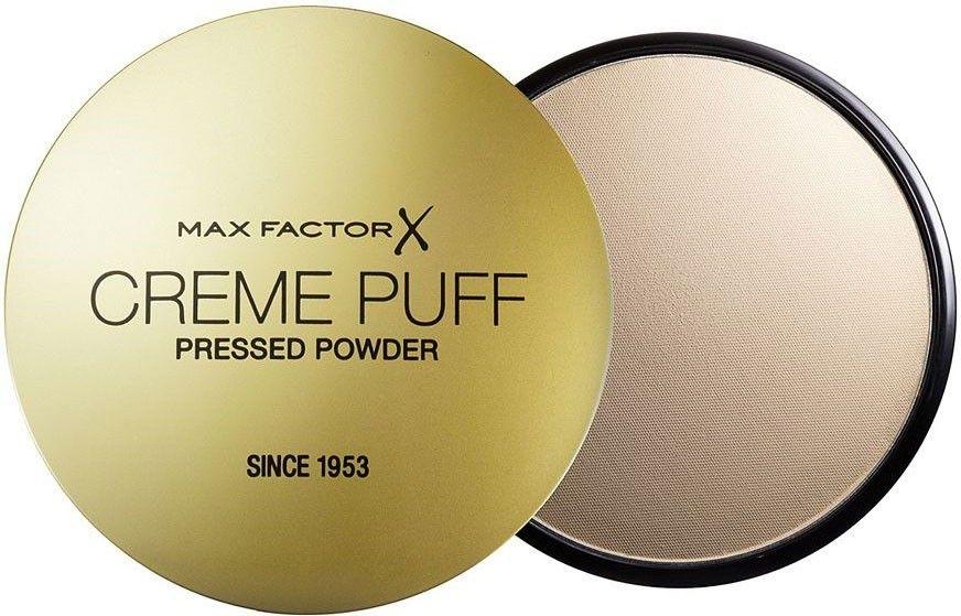 Kompaktný púder (verzia bez špongie) - Max Factor Creme Puff Pressed Powder