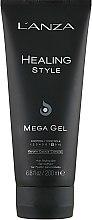 Voňavky, Parfémy, kozmetika Gél na úpravu vlasov - L'anza Healing Style Mega Gel