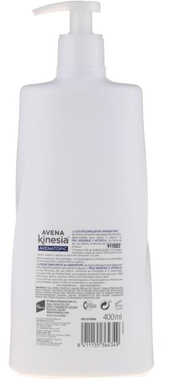 Ovsený lotion na telo - Avena Kinesia Oat Body Lotion Avena Topic — Obrázky N3