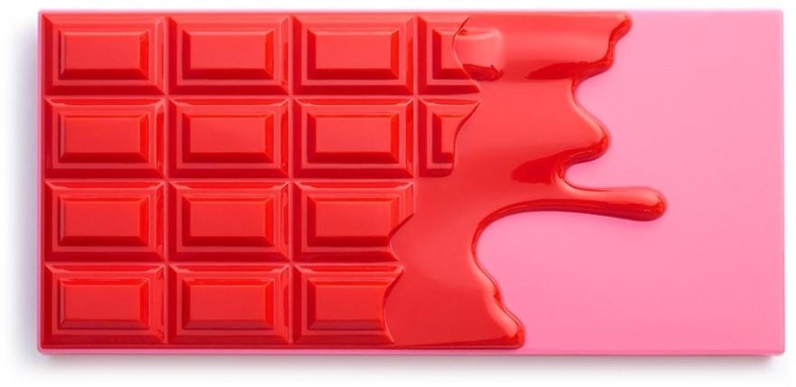 Paleta očných tieňov - I Heart Revolution Eyeshadow Chocolate Cherry Palette — Obrázky N2