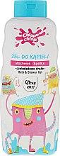Voňavky, Parfémy, kozmetika Detský sprchový gél s vôňou čokoládových kvapiek - Chlapu Chlap Bath & Shower Gel