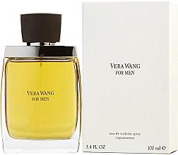 Voňavky, Parfémy, kozmetika Vera Wang for Men - Toaletná voda