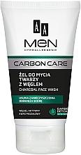 Voňavky, Parfémy, kozmetika Gél na umývanie s uhlím - AA Men Carbon Care Charcoal Face Wash