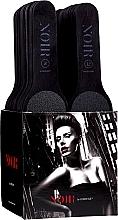 Voňavky, Parfémy, kozmetika Sada cestovných pilníkov na nohy - MiaCalnea Noir One Use