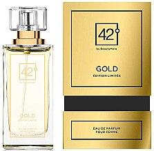 Voňavky, Parfémy, kozmetika 42° by Beauty More Gold Edition Limitee - Parfumovaná voda
