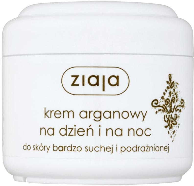 Krém pre veľmi suchú pleť s araganovým olejom - Ziaja Cream for Dry Skin With Argan Oil