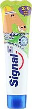 Voňavky, Parfémy, kozmetika Detská zubná pasta - Signal Signal Kids Mint Toothpaste