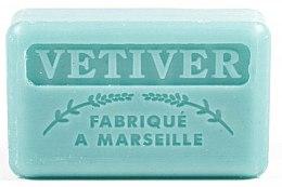 """Voňavky, Parfémy, kozmetika Marselské mydlo """"Vetiver"""" - Foufour Savonnette Marseillaise Vetiver"""