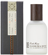 Voňavky, Parfémy, kozmetika Bath House Spanish Fig and Nutmeg - Kolínska voda