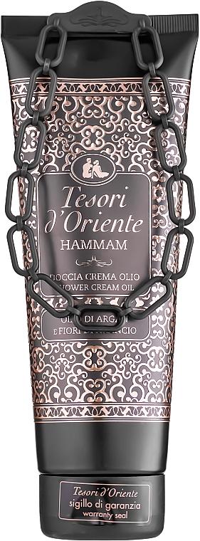 Tesori d`Oriente Hammam - Sprchový krém-gél