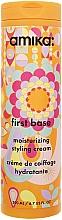 Voňavky, Parfémy, kozmetika Hydratačný stylingový krém - Amika First Base Moisturizing Styling Cream