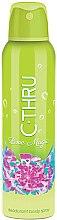 Voňavky, Parfémy, kozmetika C-Thru Lime Magic Deodorant Body Spray - Deodorant