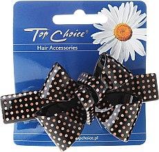 """Voňavky, Parfémy, kozmetika Automaticky štipec na vlasy """"Mašľa """", čierny - Top Choice"""