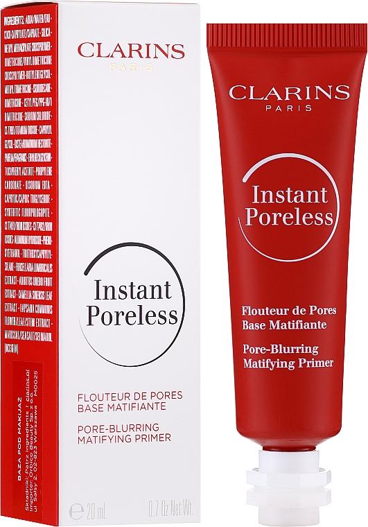 Matný základ pre make-up - Clarins Instant Poreless Matifying Primer