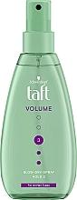 Voňavky, Parfémy, kozmetika Stylingový sprej na vlasy Sila objemu - Schwarzkopf Taft Volumen Föhn-Spray