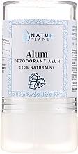 Voňavky, Parfémy, kozmetika Dezodorant - Natur Planet Alum Natural Crystal Deodorant