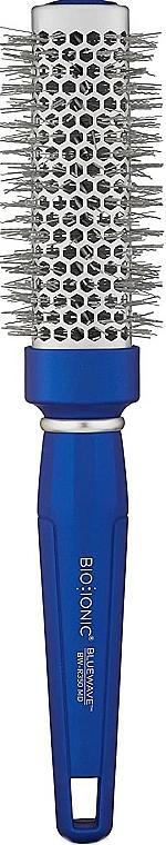 Kefa na vlasy, brushing, stredná - Bio Ionic BlueWave Conditioning Brush Medium — Obrázky N1