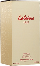 Parfums Gres Cabotine Gold - Toaletná voda — Obrázky N3