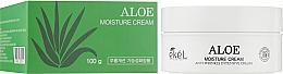 Voňavky, Parfémy, kozmetika Hydratačný krém na tvár s aloe - Ekel Aloe Moisture Cream