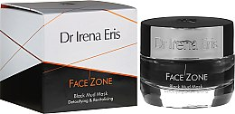 Voňavky, Parfémy, kozmetika Maska na tvár - Dr Irena Eris Face Zone Black Mud Mask Detoxifying & Revitalising