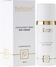 Voňavky, Parfémy, kozmetika Krém na tvár denný - BioDermic Caviar Extract Day Cream